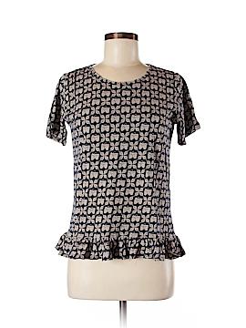 Karen Walker Short Sleeve Top Size M