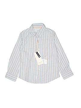 Eddie Pen Long Sleeve Button-Down Shirt Size 5
