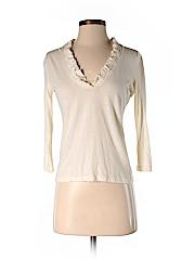Talbots Women 3/4 Sleeve Top Size P