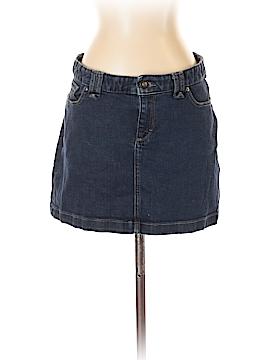 Patagonia Denim Skirt Size 4