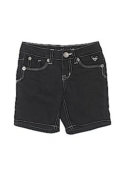 Justice Jeans Denim Shorts Size 6