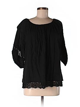 Lie 3/4 Sleeve Blouse Size M