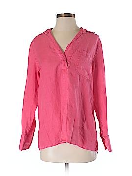 Soft Surroundings Long Sleeve Blouse Size XS