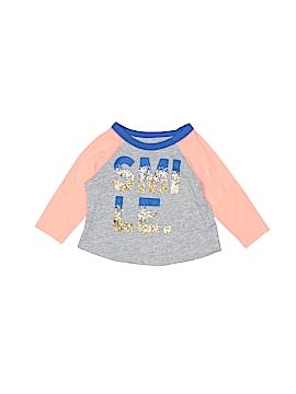 Okie Dokie Long Sleeve T-Shirt Size 3 mo
