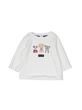 Janie and Jack 3/4 Sleeve T-Shirt Size 3-6 mo