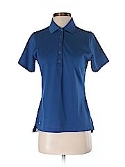 PETER MILLAR Women Short Sleeve Polo Size S