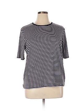 August Max Woman Short Sleeve T-Shirt Size 0X (Plus)