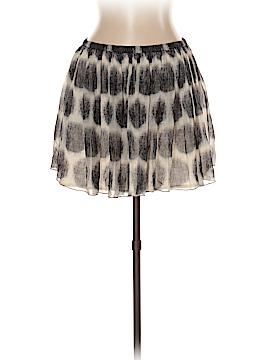 Broadway & Broome Silk Skirt Size L
