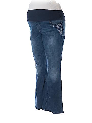 Gap Jeans Size 18R Maternity (Plus)