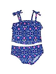 OshKosh B'gosh Girls Two Piece Swimsuit Size 6 mo