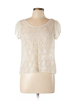 Better B Short Sleeve Blouse Size L