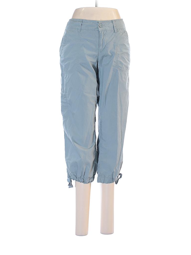 6b12982c514 Ann Taylor LOFT 100% Cotton Solid Teal Khakis Size 2 - 95% off
