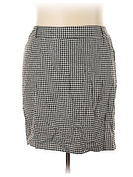 Charter Club Wool Skirt Size 24W (Plus)