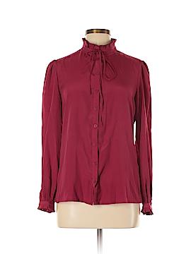 Monsoon Long Sleeve Blouse Size 8