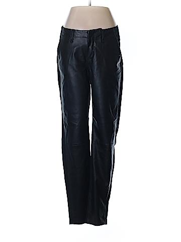 Rag & Bone/JEAN Leather Pants 26 Waist