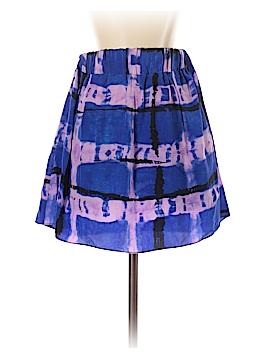 Alice & Trixie Silk Skirt Size S