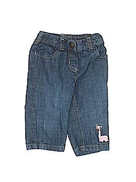 Gymboree Outlet Jeans Size 3-6 mo