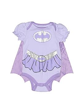 Batman Short Sleeve Onesie Size 3-6 mo
