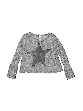 Xhilaration Long Sleeve Top Size 6/6X