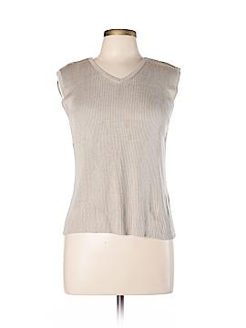 CW Silk Pullover Sweater Size L