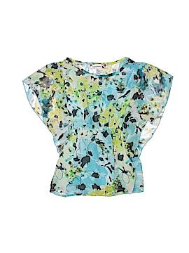 Speechless Short Sleeve Blouse Size 4/5