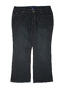 Avenue Jeans Jeans Size 16 (Petite)
