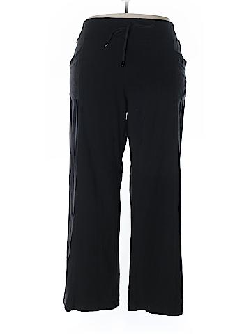 Danskin Sweatpants Size 4X (Plus)
