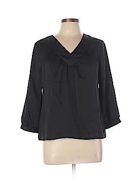 Talbots 3/4 Sleeve Blouse Size 10 (Petite)