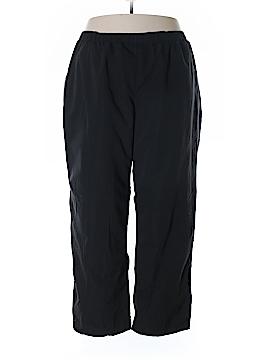 Danskin Track Pants Size 3X (Plus)