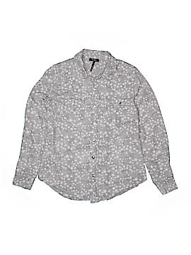 Nollie Long Sleeve Button-Down Shirt Size XS