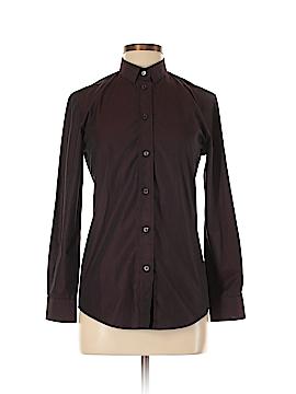 Dolce & Gabbana Long Sleeve Button-Down Shirt Size 40 (IT)
