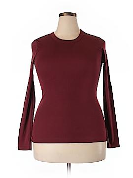 Petit Bateau Long Sleeve T-Shirt Size 20 (AU) (Plus)