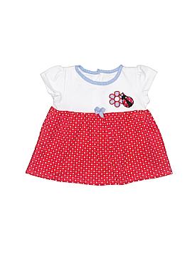 Kidgets Short Sleeve Blouse Size 3-6 mo