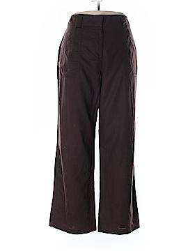 Basic Editions Linen Pants Size 16