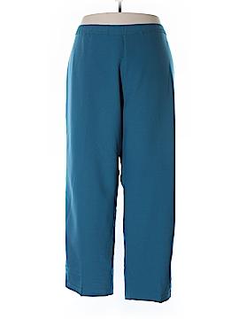 Bend Over Dress Pants Size 32W Petite (Plus)