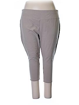 DG^2 by Diane Gilman Casual Pants Size 3X (Plus)