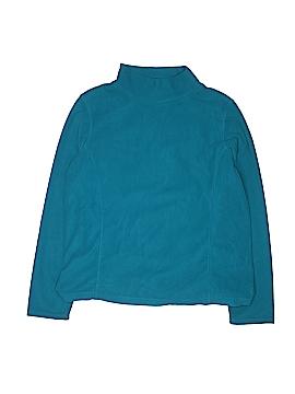 Lands' End Fleece Jacket Size 14/16