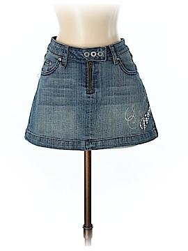 Southpole Denim Skirt 27 Waist
