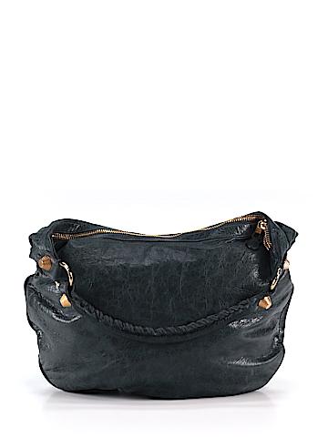 Balenciaga Leather Hobo One Size