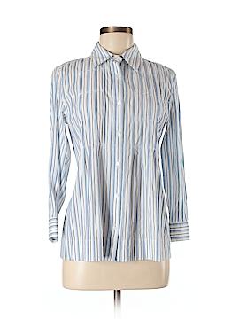 Vince. 3/4 Sleeve Button-Down Shirt Size 6