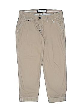 Abercrombie Khakis Size 12