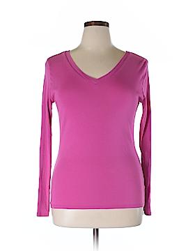 Max Studio Long Sleeve T-Shirt Size XL