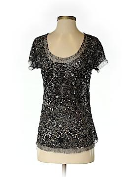 Chan Luu Short Sleeve Top Size S