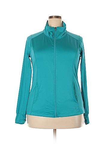 Danskin Now Track Jacket Size 2X (Plus)