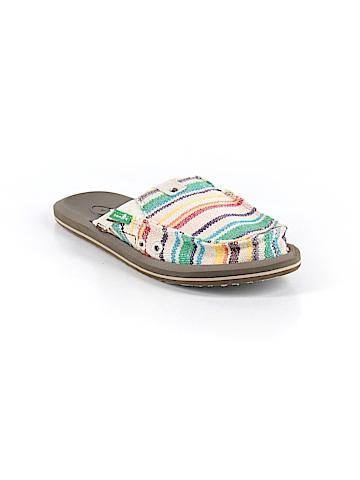 Sanuk Mule/Clog Size 6