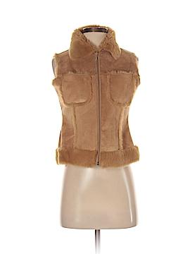 Bebe Faux Leather Jacket Size S