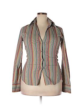 Paul Smith Long Sleeve Button-Down Shirt Size 48 (EU)