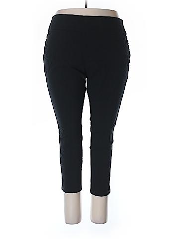 Ellen Tracy Khakis Size 3X (Plus)