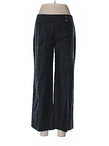 Dolce & Gabbana Silk Pants Size 44 (IT)