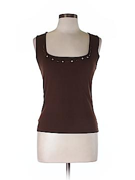 Zara Basic Sleeveless Top Size L